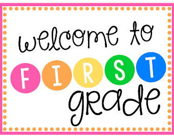 Grade 1, Ms. Vlahos / Teacher Homepage