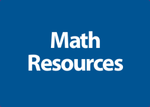 Math Parent Resources