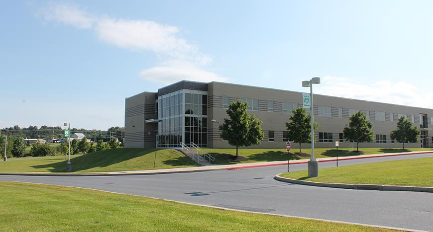 Central Dauphin High School / Overview