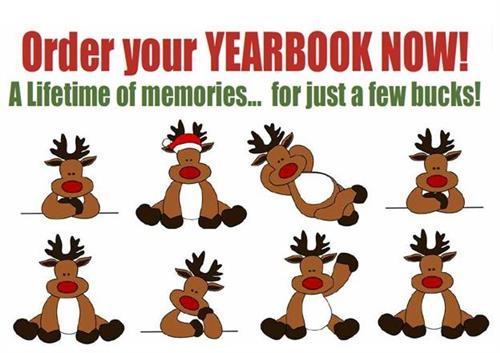Yearbook / Order a Yearbook