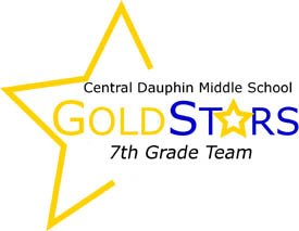 Gold Stars 7th Grade Team
