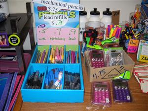 CDMS School Store / WELCOME