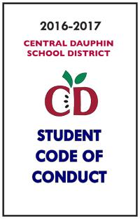 2016-17 Student Code of Conduct Icon