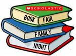 Family Book Fair Night