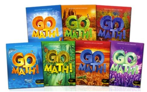 5th Grade Math Books go Math 5th Grade Practice